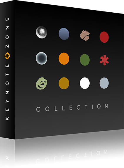 Keynote Zone Collection for mac box