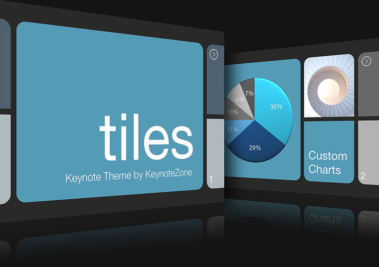 keynote zone themes collection for ios